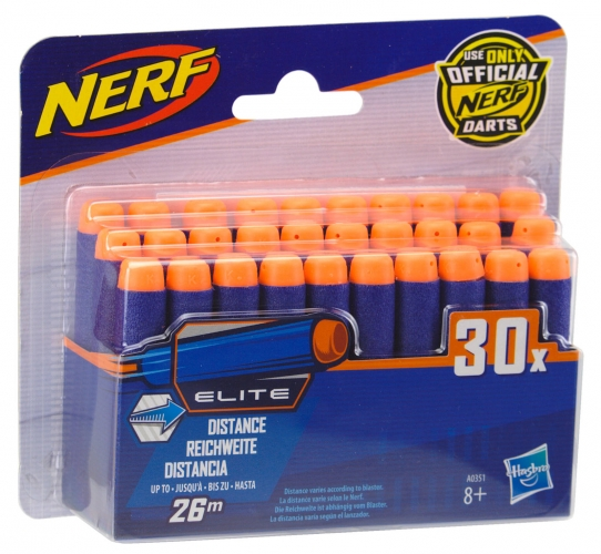 Nerf N-Strike Elite Darts 30er Pack Pfeile
